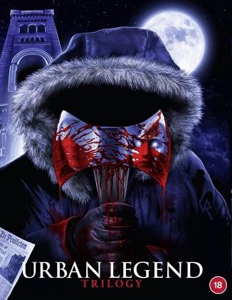Urban Legend Trilogy (3 Blu-rays)