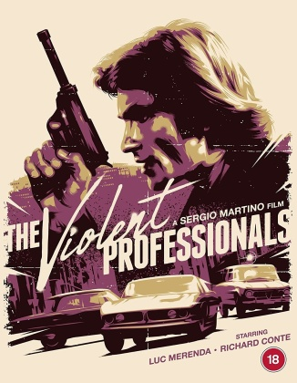 The Violent Professionals (1973) (Deluxe Collector's Edition)