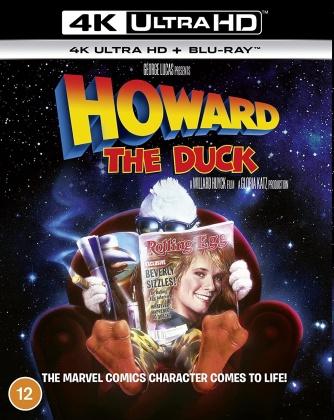Howard The Duck (1986) (4K Ultra HD + Blu-ray)