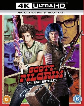 Scott Pilgrim Vs. World (2010) (4K Ultra HD + Blu-ray)