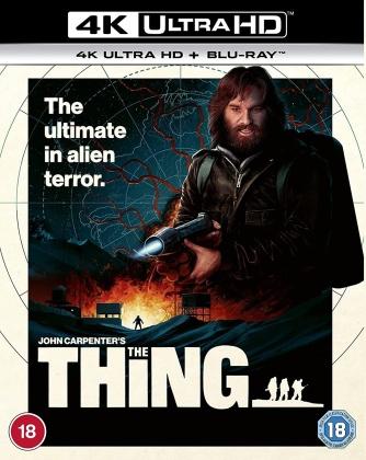 The Thing (1982) (4K Ultra HD + Blu-ray)