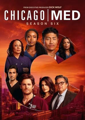 Chicago Med - Season 6 (5 DVDs)