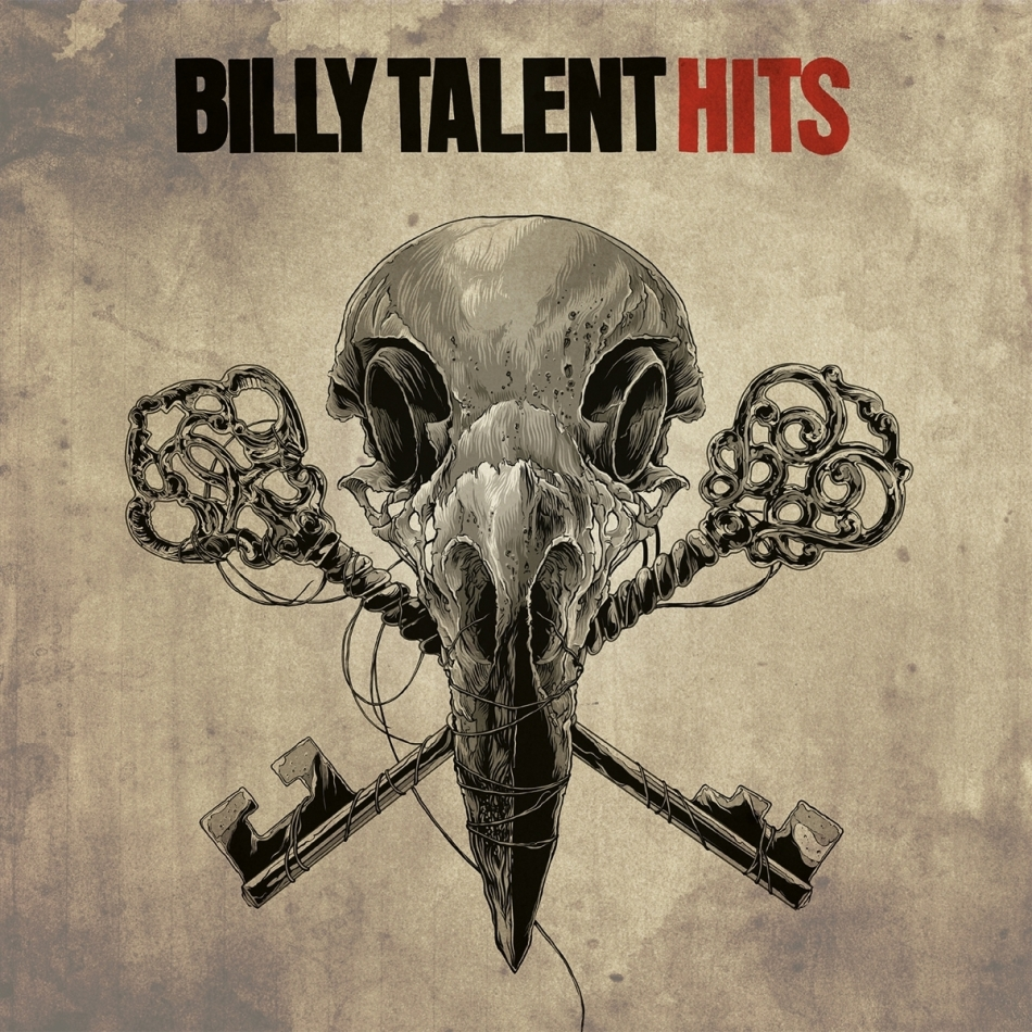 Billy Talent - Hits (2021 Reissue, Music On Vinyl, Gatefold, Limited Edition, 2 LPs)