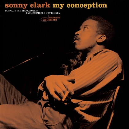 Sonny Clark - My Conception (2021 Reissue, Blue Note, Remastered, LP)