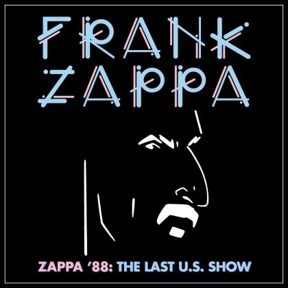 Frank Zappa - Zappa '88: The Last U.S. Show (Jewelcase, 2 CD)