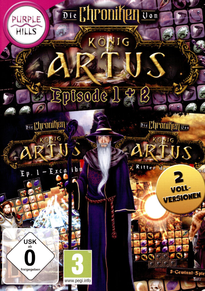 Chroniken von König Artus 1+2