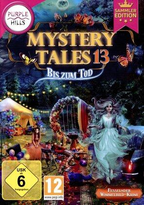 Mystery Tales13 - Bis zum Tod