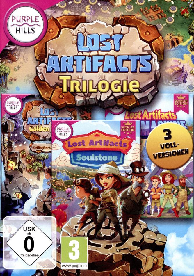 Lost Artifacts Trilogie
