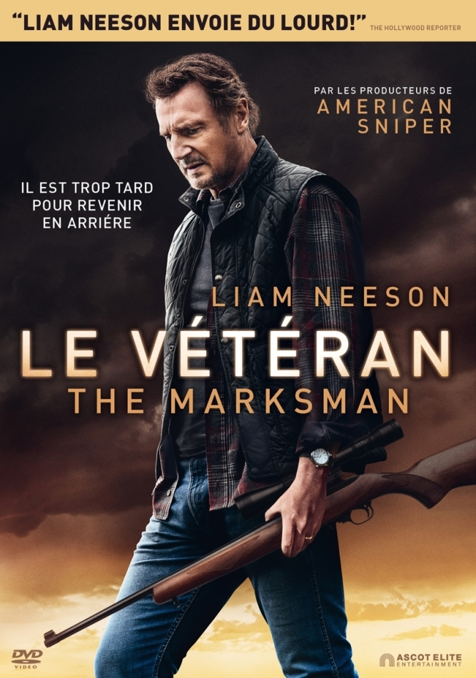 Le Vétéran - The Marksman (2021)