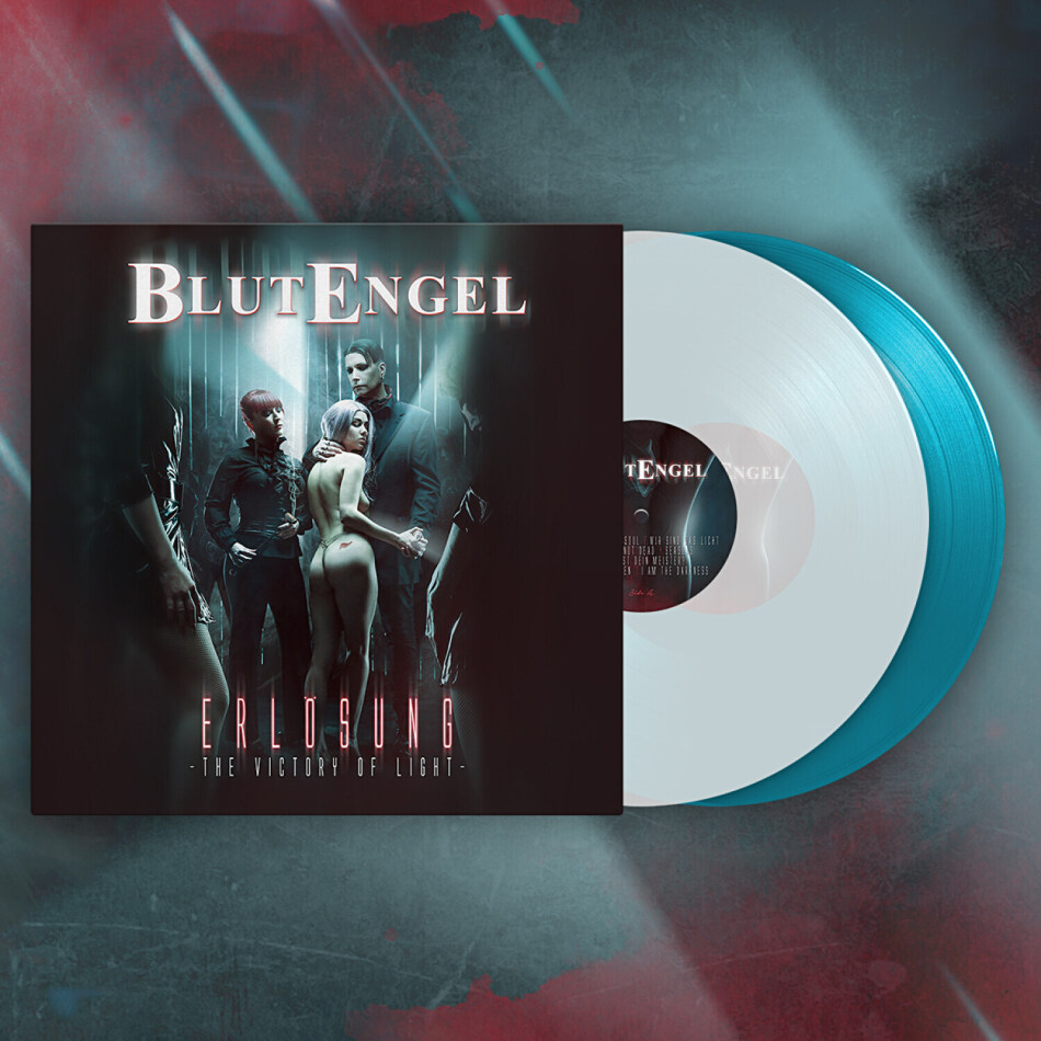 Blutengel - Erlösung - The Victory Of Light (Limited Edition, Colored, 2 LPs)