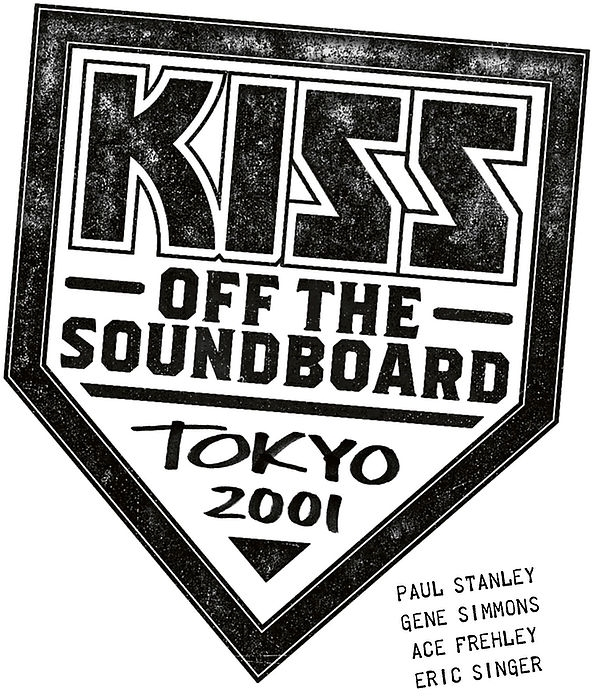 Kiss - Off The Soundboard: Tokyo Dome Live 2001 (2 CDs)