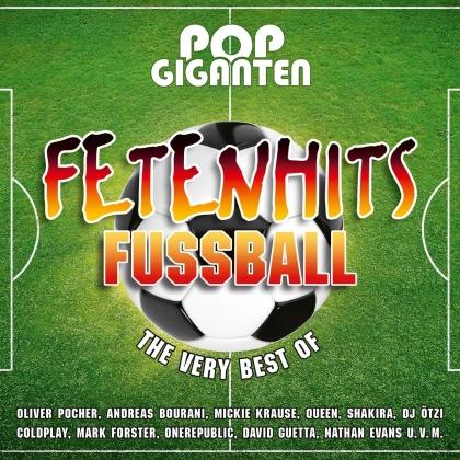 Pop Giganten - Fetenhits Fussball (Best Of) (3 CD)