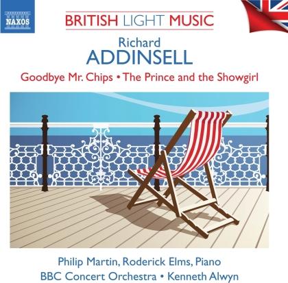 Richard Addinsell, Kenneth Alwyn, Philip Martin, Roderick Elms & BBC Concert Orchestra - Goodbye Mr Chips