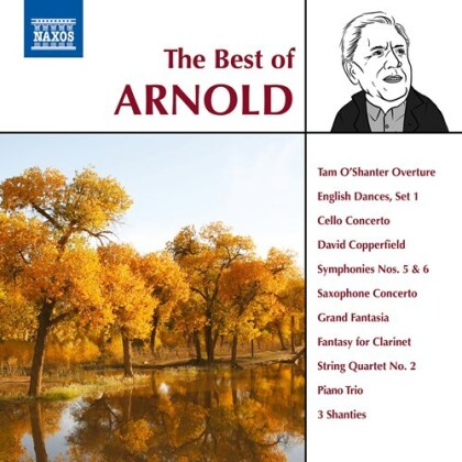 Sir Malcolm Arnold (1921-2006) - Best Of Arnold