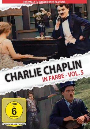 Charlie Chaplin in Farbe - Vol. 5