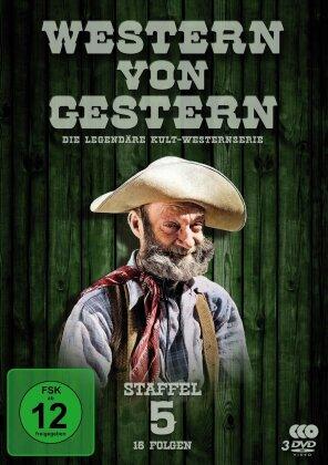 Western von Gestern - Staffel 5 (Fernsehjuwelen, 2 DVDs)