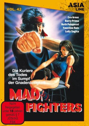 Mad Fighters (1982) (Asia Line)