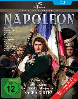 Napoleon - Das legendäre Drei-Stunden-Epos (1955) (Filmjuwelen, Kinoversion, Langfassung)
