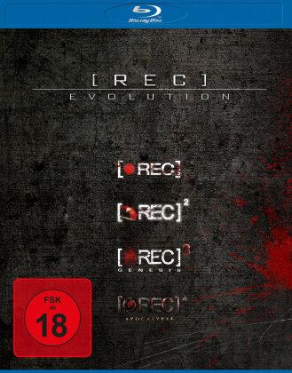 [Rec] Evolution - [Rec] 1-4 (4 Blu-rays)