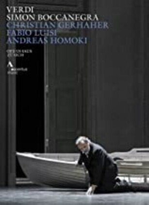 Verdi / Chor Der Oper Zurich / Luisi - Simon Boccanegra