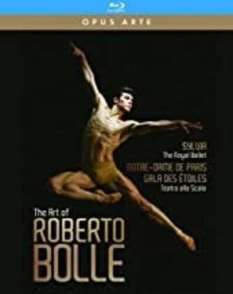 Roberto Bolle - The Art Of Roberto Bolle (Opus Arte, 3 Blu-rays)
