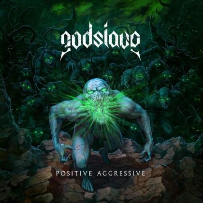 Godslave - Positive Aggressive (Digipack)
