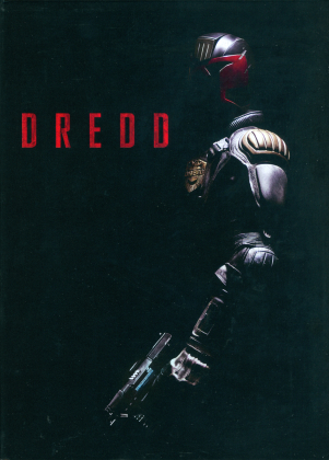 Dredd (2012) (Cover B, Limited Edition, Mediabook, 4K Ultra HD + Blu-ray)