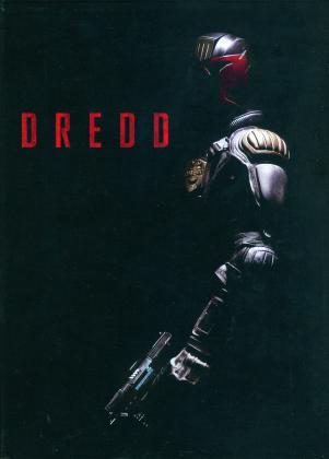 Dredd (2012) (Cover B, Limited Edition, Mediabook, 4K Ultra HD + Blu-ray)