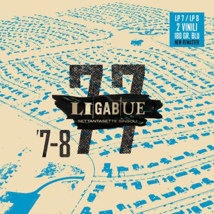 Ligabue - 77 Singoli / Lp 7 - Lp 8 (Colored, 2 LPs)