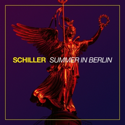 Schiller - Summer In Berlin (Nachfolgeversion, 2 CDs)