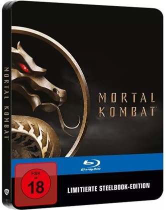 Mortal Kombat (2021) (Limited Edition, Steelbook)