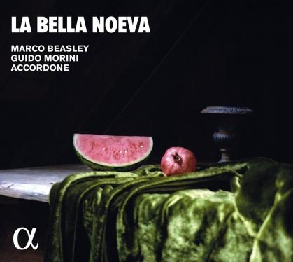Guido Morini (*1959), Accordeone & Marco Beasley - La Bella Noeva (2021 Reissue)