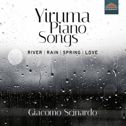 Yiruma & Giacomo Scinardo - Piano Songs - River, Rain, Spring, Love