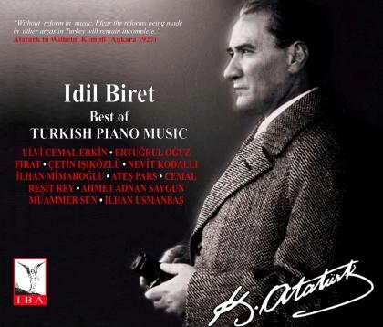 Idil Biret - Best Of Turkish Piano Music (4 CDs)
