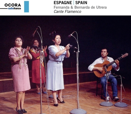 Fernanda de Utrera & Bernarda de Utrea - Cante Flamenco - Espagne - Spain