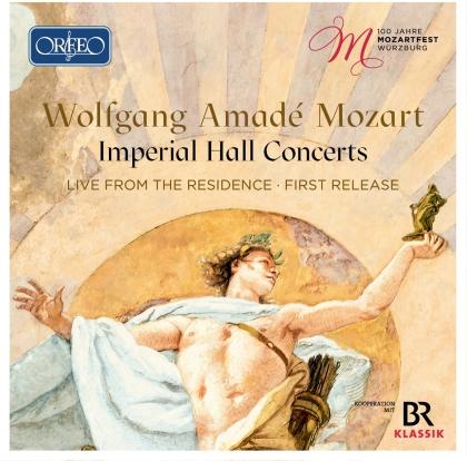 Wolfgang Amadeus Mozart (1756-1791) - Imperial Hall Concerts - 100 Jahre Mozartfest Würzburg (6 CDs)