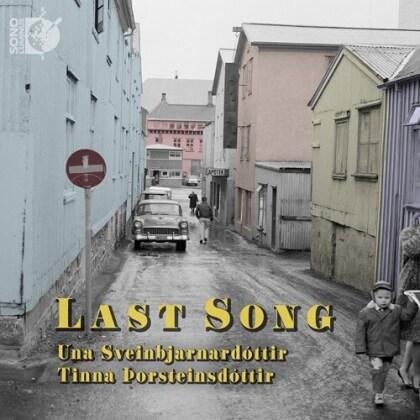 Una Sveinbjarnardottir & Tinna Porsteinsdottir - Last Song