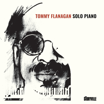 Tommy Flanagan - Solo Piano (2021 Reissue, Storyville Records)