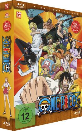 One Piece - TV-Serie - Box 26 (4 Blu-rays)