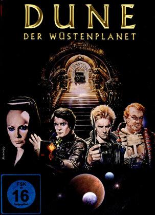Dune - Der Wüstenplanet (1984) (Classic Cover, Limited Edition, Mediabook, Blu-ray 3D (+2D) + CD)