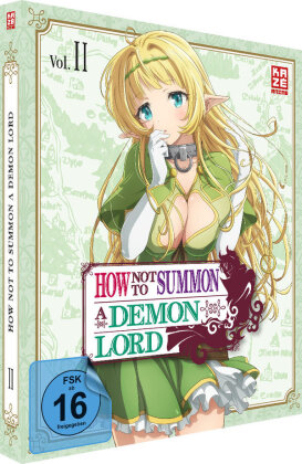 How Not to Summon a Demon Lord - Vol. 2
