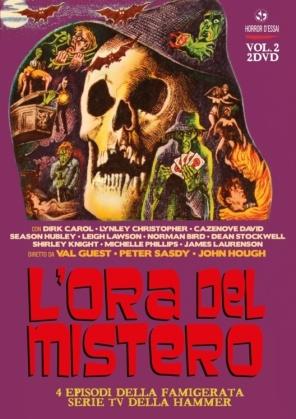L'Ora del Mistero - Vol. 2 (Horror d'Essai, 2 DVDs)