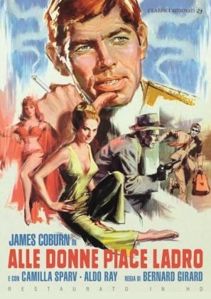 Alle donne piace ladro (1966) (Classici Ritrovati, restaurato in HD)