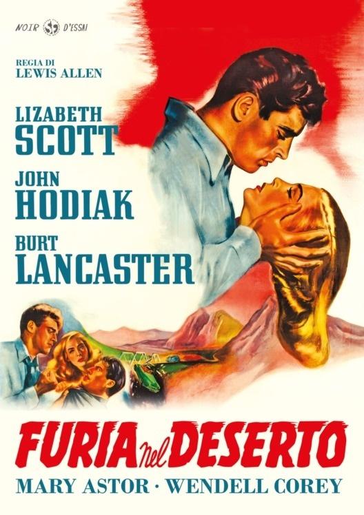 Furia nel deserto (1947) (Noir d'Essai)
