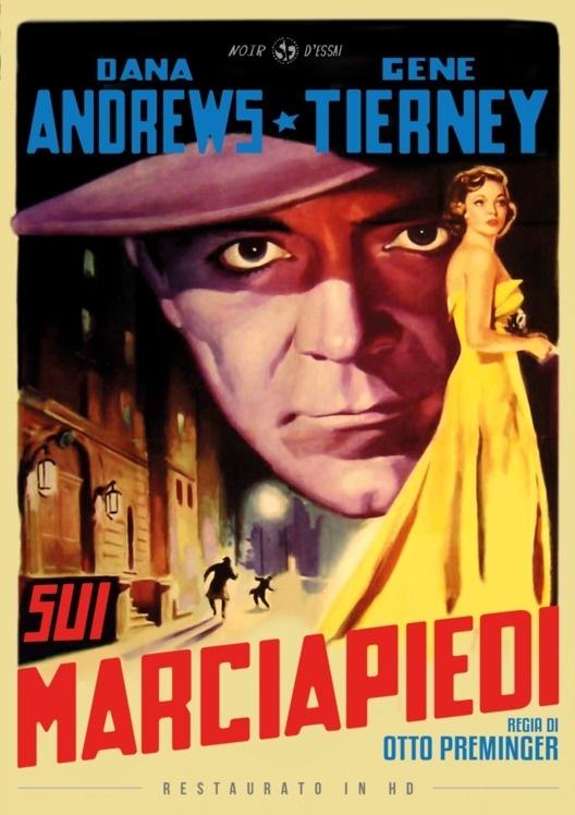Sui marciapiedi (1950) (Noir d'Essai, restaurato in HD, s/w)