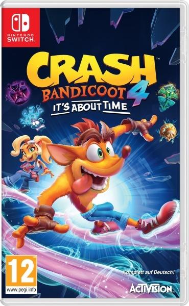 Crash Bandicoot 4 - It's about time