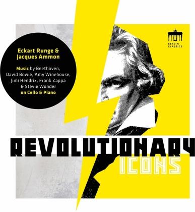 Ludwig van Beethoven (1770-1827), Amy Winehouse, Jimi Hendrix, David Bowie, Frank Zappa, … - Revolutionary Icons - Wege Vom Radikalen Geist Zur Ikonischen Legende