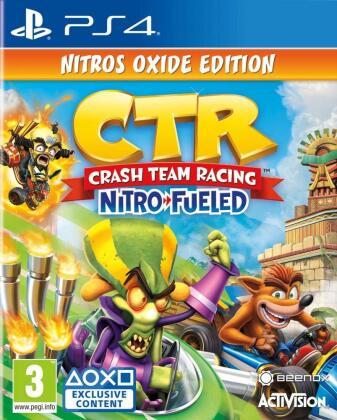 CTR Crash Team Racing: Nitro Fueled - Nitros Oxide Edition