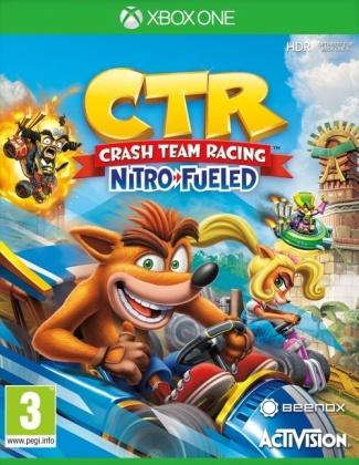 CTR Crash Team Racing - Nitro Fueled