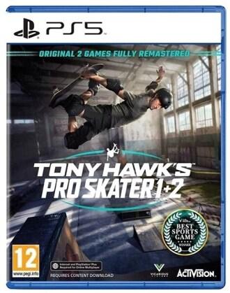 Tony Hawk's Pro Skater 1+2